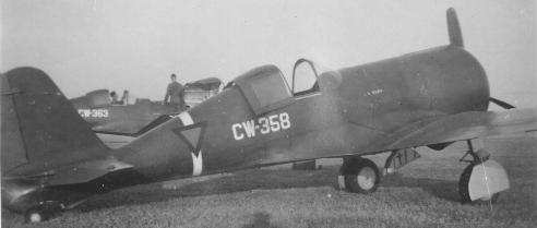 A CW-21B in the Netherlands East Indies