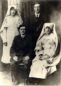An IRA wedding
